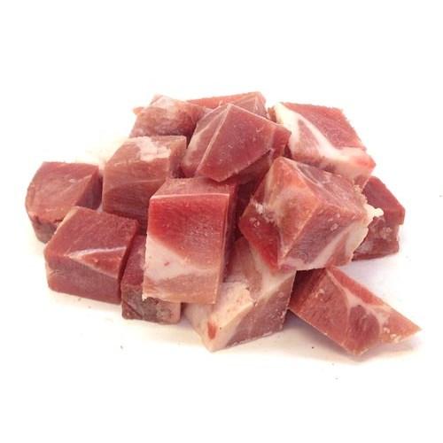 Pernil Suíno resfriado em cubos por Kg Chef Meat  KG
