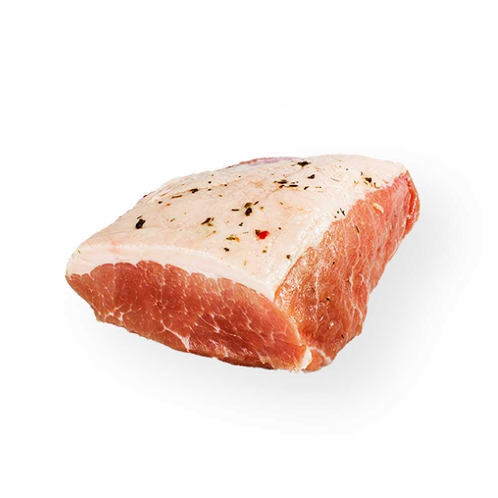 Picanha Suína resfriada por kg Chef Meat  KG