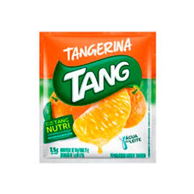 Pó para preparo de suco sabor tangerina 25g Tang sachê UN
