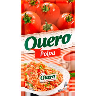 Polpa de tomate sachê 1,02kg Quero UN