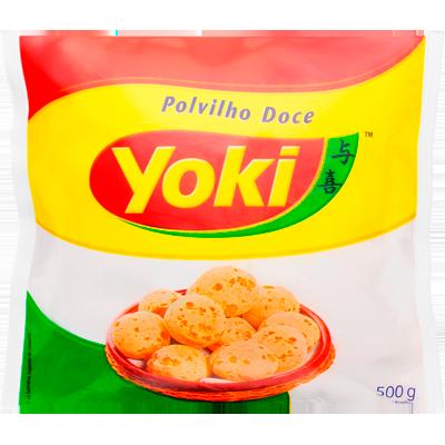 Polvilho doce 500g Yoki pacote PCT