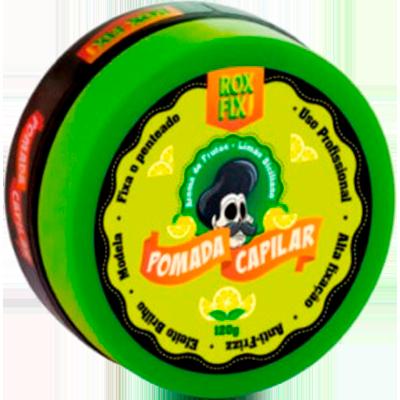 Pomada para Cabelo creme limão siciliano 120g Rox Fix UN