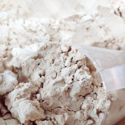 Proteína de soja clara isolada a granel por kg Empório Gênova KG