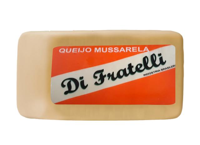 Queijo Mussarela  por kg Di Fratelli peça KG
