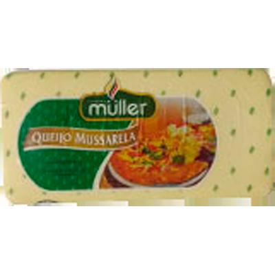 Queijo Mussarela peça por Kg Muller KG