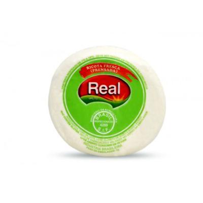 Queijo Ricota fresca por kg Real (peça de 500g) KG