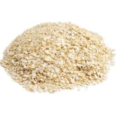 Quinoa em flocos orgânica por kg Empório Gênova a granel KG