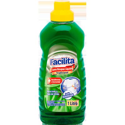 Sabão líquido frasco 1Litro Audax FR