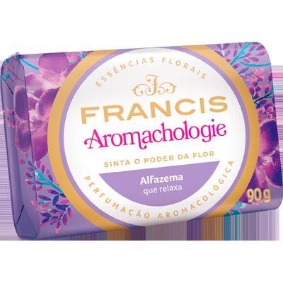 Sabonete em barra lilás 90g Francis UN