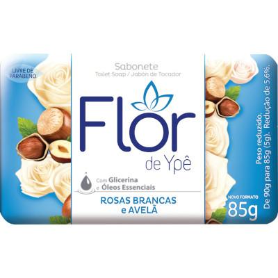 Sabonete em barra puro & suave 85g Flor de Ypê unidade UN