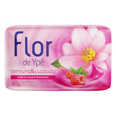 Sabonete em barra ternura & cuidado unidade 90g Flor de Ypê UN