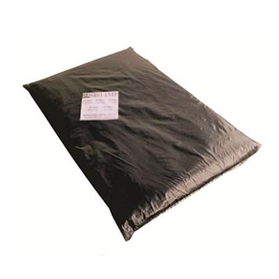 Saco de lixo 100Litros preto pacote 5 unidades Higa PCT