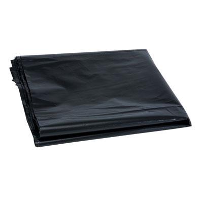 Saco de lixo 30Litros preto pacote 10 unidades Higa PCT