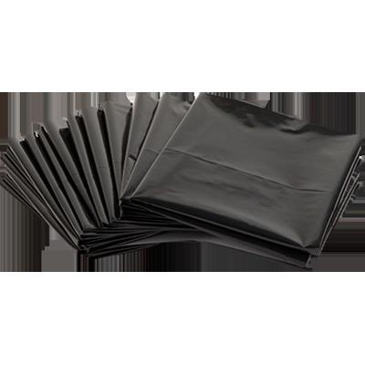 Saco de lixo 40Litros preto pacote 100 unidades BK PCT