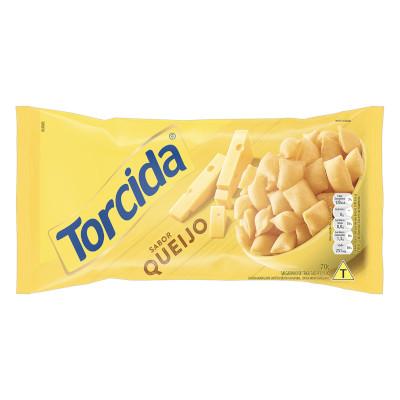 Salgadinho sabor Queijo pacote 70g Torcida UN