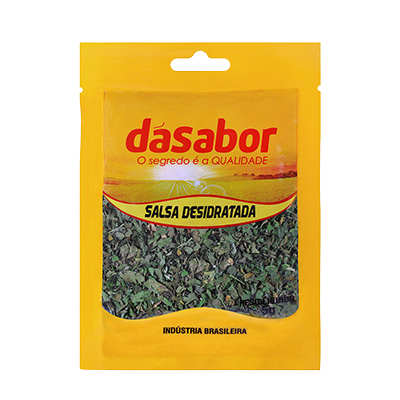 Salsa desidratada 5g DáSabor pacote PCT