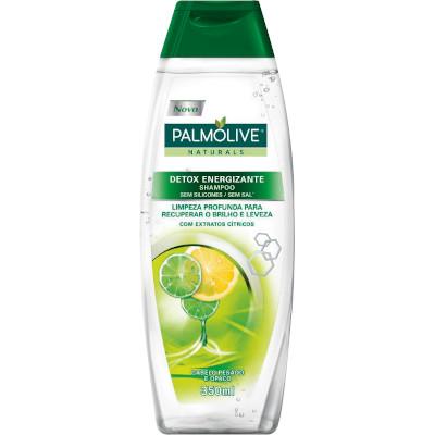 Shampoo detox energizante 350ml Palmolive  UN