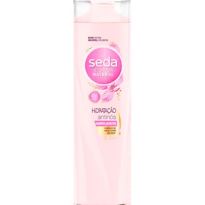 Shampoo hidratação anti nós 325ml Seda UN