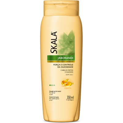 Shampoo jaborandi 350ml Skala  UN