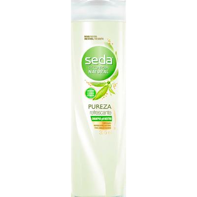 Shampoo pureza detox 325ml Seda  UN