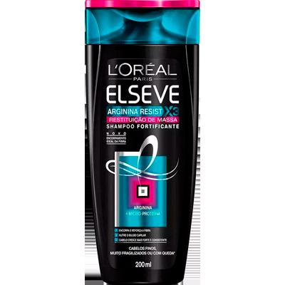 Shampoo restituição de massa 200ml Elseve  UN