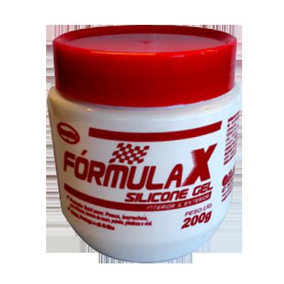Silicone para pneus em gel frasco 200g Ecoville FR