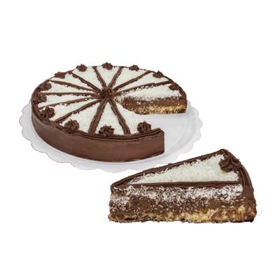 Torta prestígio 14 fatias 1,450kg Empório das tortas  UN