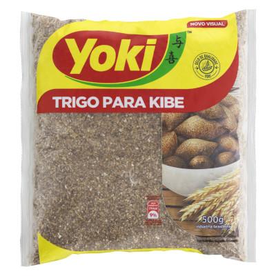 Trigo para kibe pacote 500g Yoki PCT