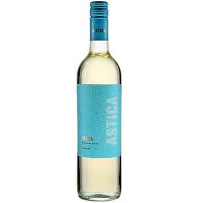 Vinho branco Argentino Sauvignon Blanc Semillon 750ml Astica garrafa UN