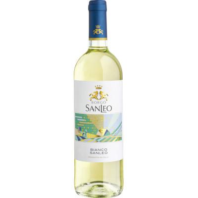 Vinho branco Italiano Bianco 750ml SanLeo garrafa UN