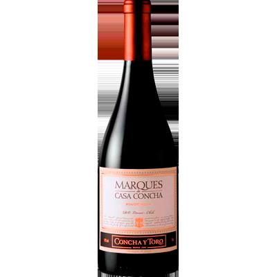 Vinho rosé Chileno Pinot Noir garrafa 750ml Marques de Casa Concha UN