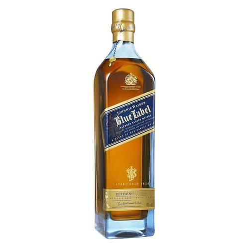 Whisky Blue Label 1750ml Johnnie Walker garrafa UN
