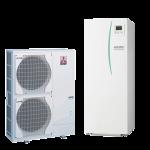 Mitsubishi Electric + Ecodan Zave