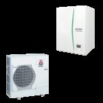 Mitsubishi Electric + Hydrobox Zave
