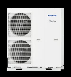 Panasonic Aquarea T‑CAP Monoblock Trefas Kliimamarket
