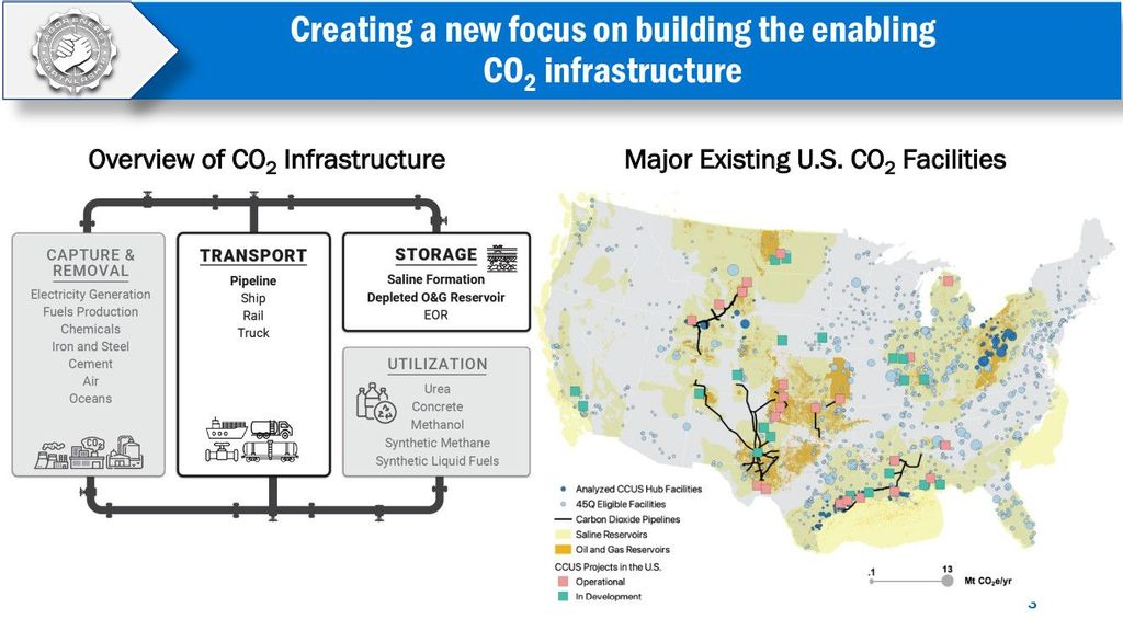 Carbon Capture Plans Move Forward In Senate Committee's Energy Infrastructure Bill