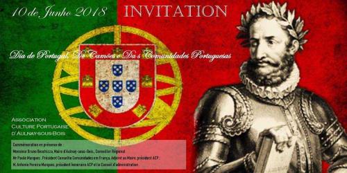 Associação de Cultura Portuguesa D'Aulnay-sous-Bois assinala Dia de Portugal