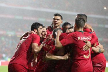 Seleção portuguesa viaja hoje para Kratovo, na Rússia