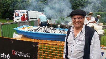 Festa da sardinha em Champigny sur Marne