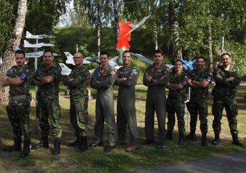 Militares portugueses também comemoram Dia de Portugal