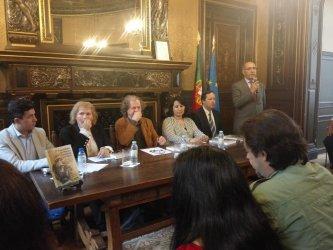 Apresentação da II Coletânea de Poesia Lusófona em Paris
