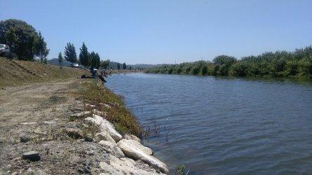 Convívio Pró-Lis e caminhada na pista de pesca de Vale do Lis