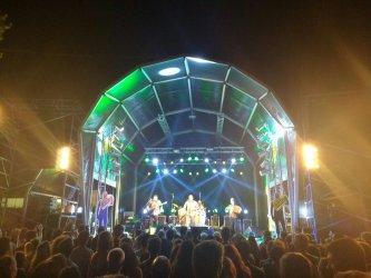 Concerto Festival A Porta com Bonga em Leiria