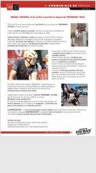 Lusodescendente participa em prova Ironman em Nice
