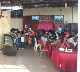 O melhor mufete de Luanda está na  Chicala