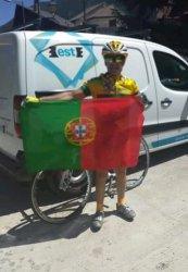 Parabéns Carlos Vieira e parabéns Portugal