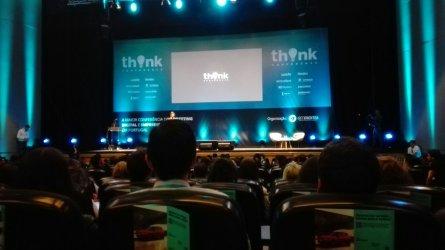 Think Conference acontece em Leiria