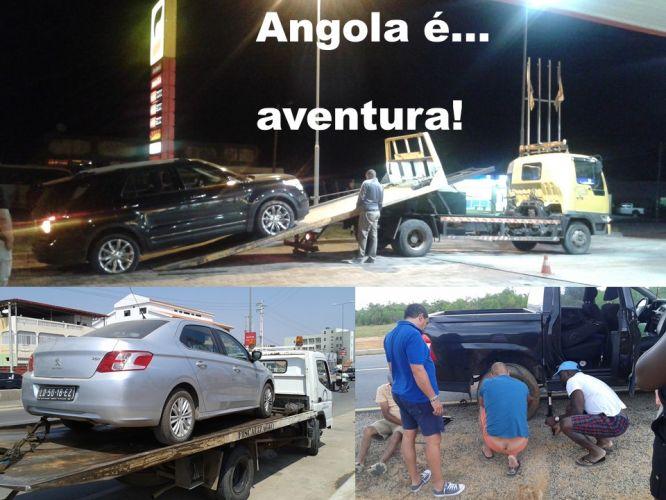 Angola tem uanga!