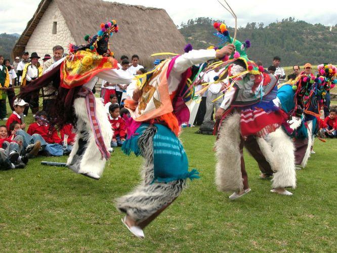 Celebração do Inti Raymi