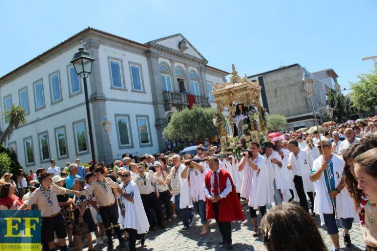 Romaria em Fafe junta milhares de fiéis